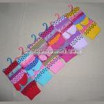 Kaos Kaki Fashion Jempol polkadot kecil JXZ 13