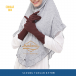 Sarung Tangan Akhwat Muslimah untuk Aktivitas Harian