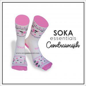 Soka Essentials Cendrawasih, Kaos Kaki Unik dengan Harga Terjangkau