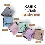Tampil Syar'i Dengan Kaos Kaki dari Kanik Infinity Linking Square