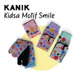 Kanik Kidsa TH Motif Smile Banyak Pilihan Ukuran