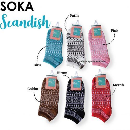 Soka Scandish 3