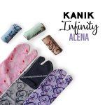 Rekomendasi Kaos Kaki Unik? Ya Kanik Infinity Alena