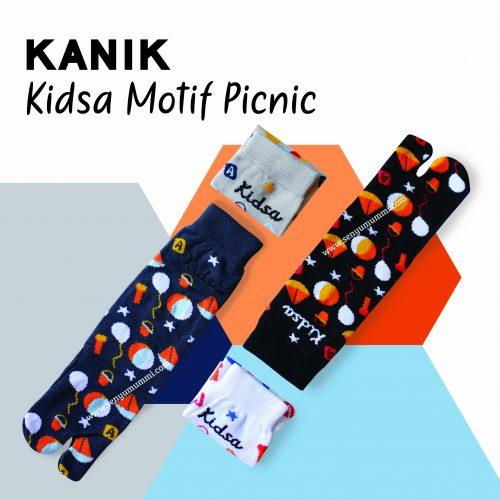 Kanik kidsa TH Motif Picnic