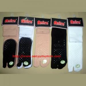 Kaos kaki anisa Anti Slip untuk muslimah