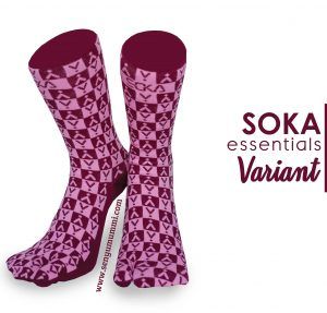 Kaos kaki soka essentials Variant