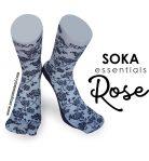 Soka essentials Rose Mawar, kaos kaki baru dari soka