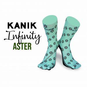 Jual Kaos Kaki Kanik Infinity Aster, Dijamin Kece Abis!