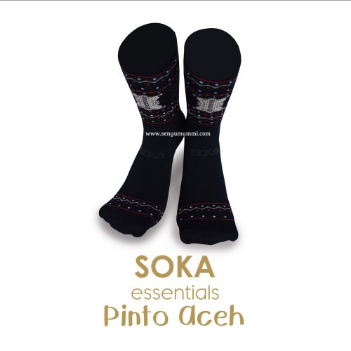 soka essentials Pinto Aceh 1