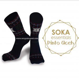 Kaos Kaki Soka Essentials Pinto Aceh